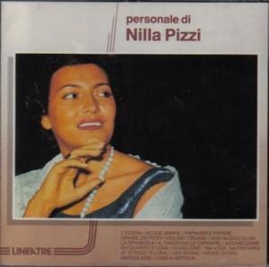 NILLA PIZZI - PERSONALE (CD)