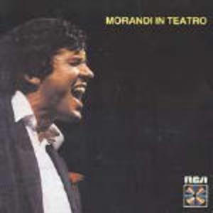 GIANNI MORANDI - MORANDI IN TEATRO (CD)