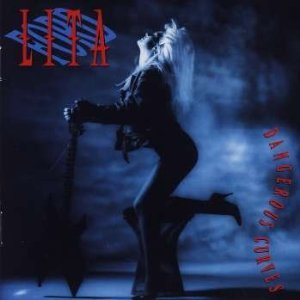 LITA FORD - DANGEROUS CURVES (CD)