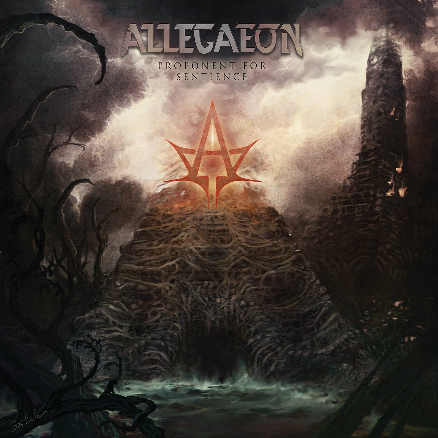 ALLEGAEON - PROPONENT FOR SENTIENCE (CD)