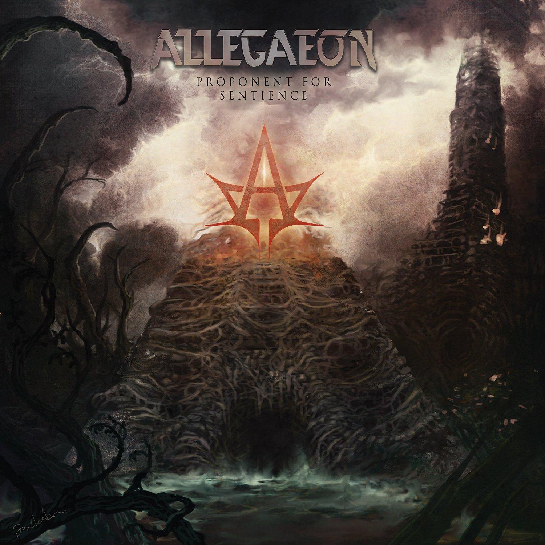 ALLEGAEON - PROPONENT FOR SENTIENCE (CD)