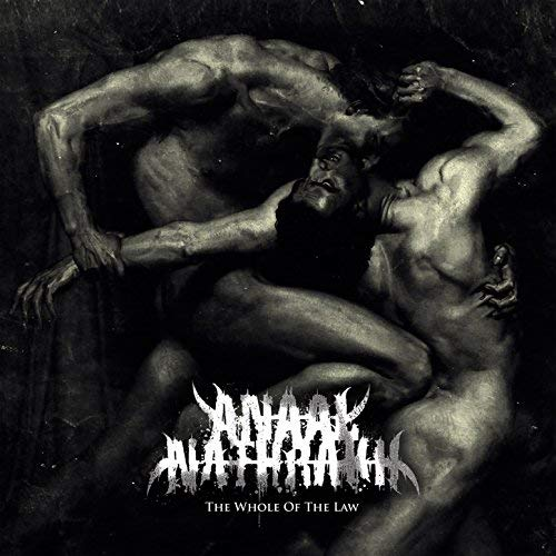 ANAAL NATHRAKH - THE WHOLE OF THE LAW [EXPLICIT] (CD)