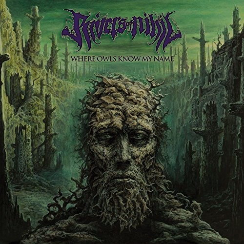 RIVERS OF NIHIL - WHERE OWLS KNOW MY NAME (CD)