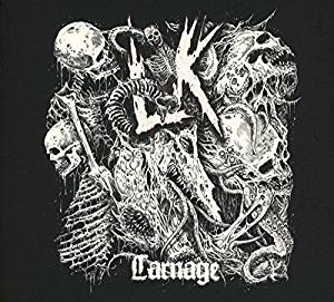LIK - CARNAGE (CD)