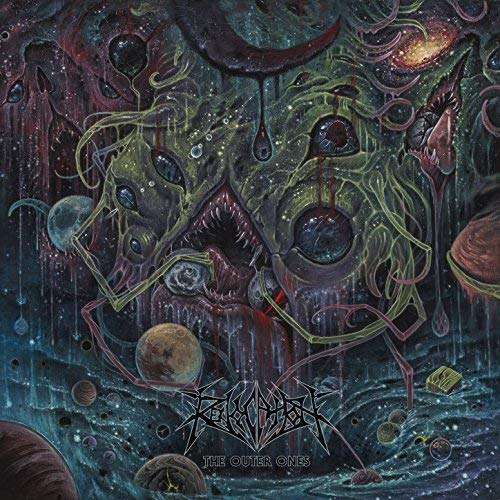 REVOCATION - THE OUTER ONES (CD)