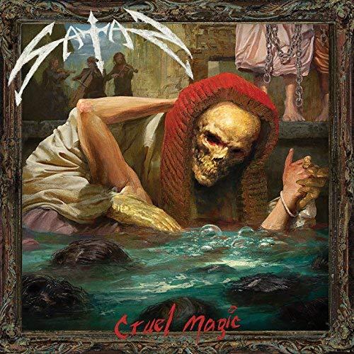 SATAN - CRUEL MAGIC (CD)