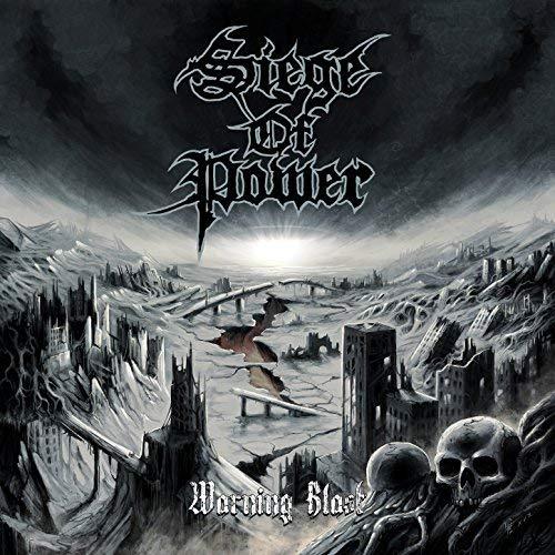 SIEGE DE PROMER - WARNING BLAST [EXPLICIT] (CD)