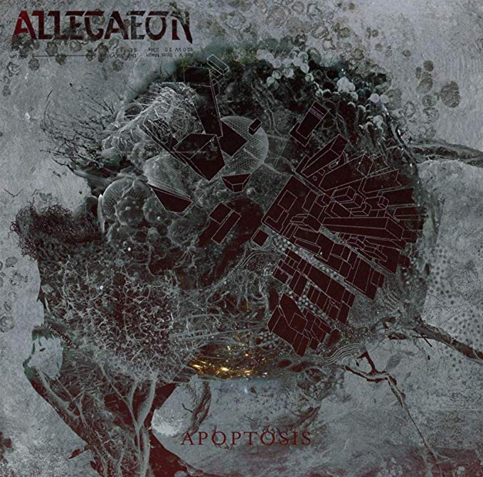 ALLEGAEON - APOPTOSIS (CD)