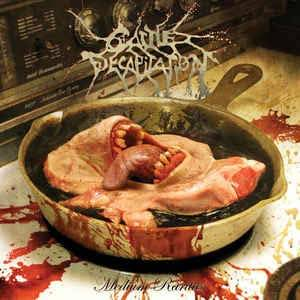 CATTLE DECAPITATION - MEDIUM RARITIES (CD)