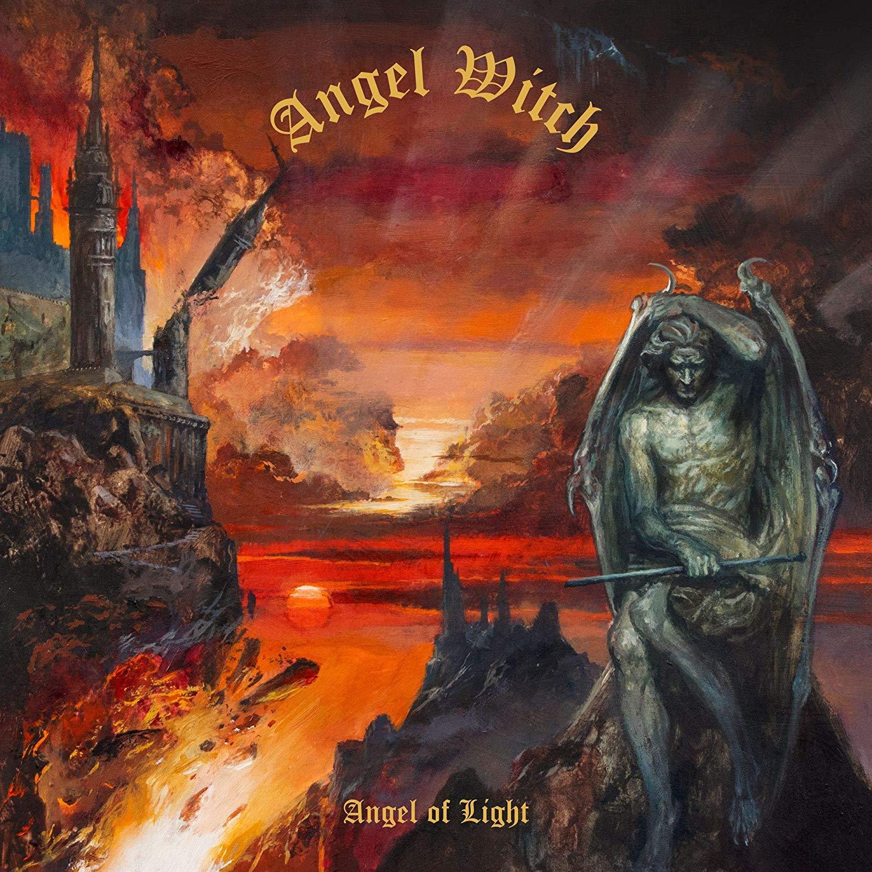 ANGEL WITCH - ANGEL OF LIGHT (LTD.DIGI) (CD)
