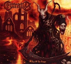 ENTRAIL - RISE OF THE REAPER (CD)