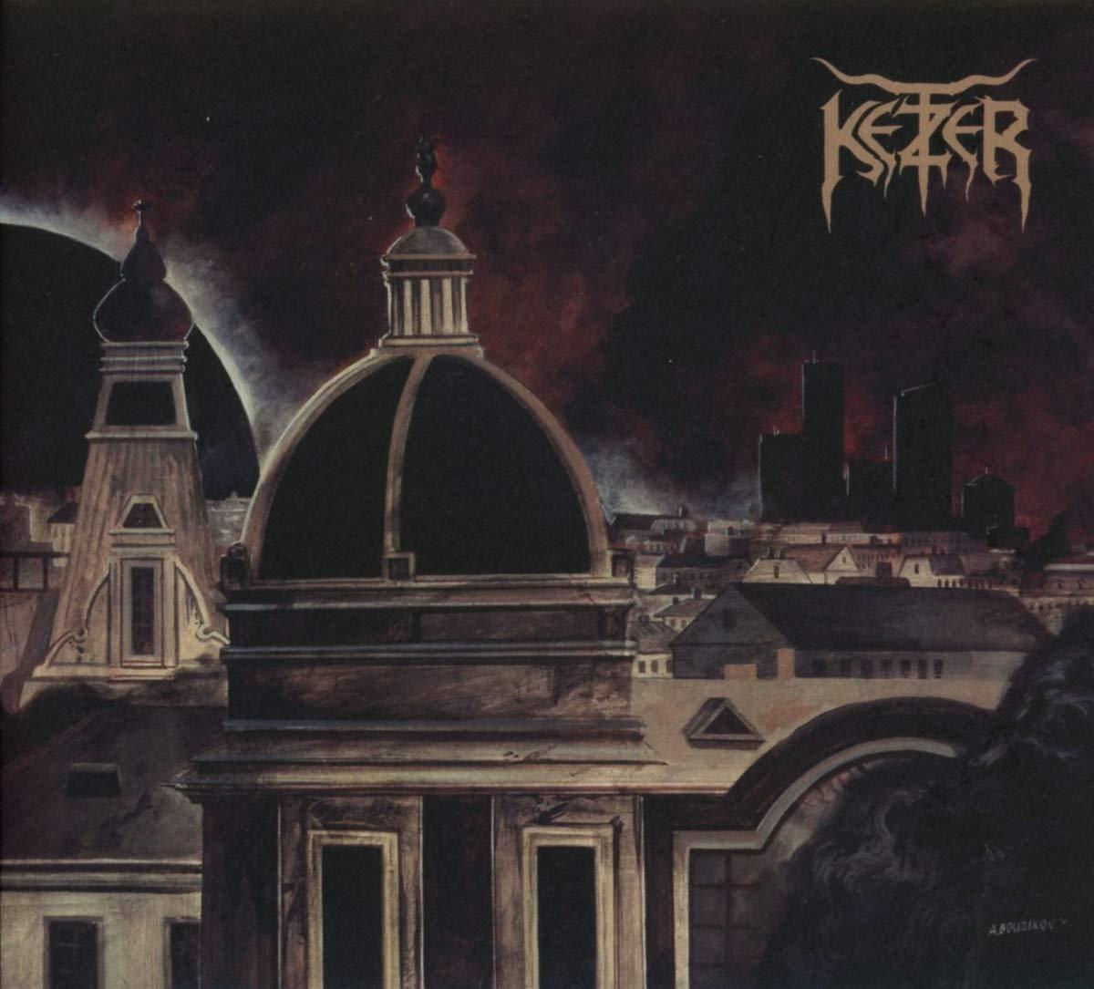 KETZER - ENDZEIT METROPOLIS (CD)