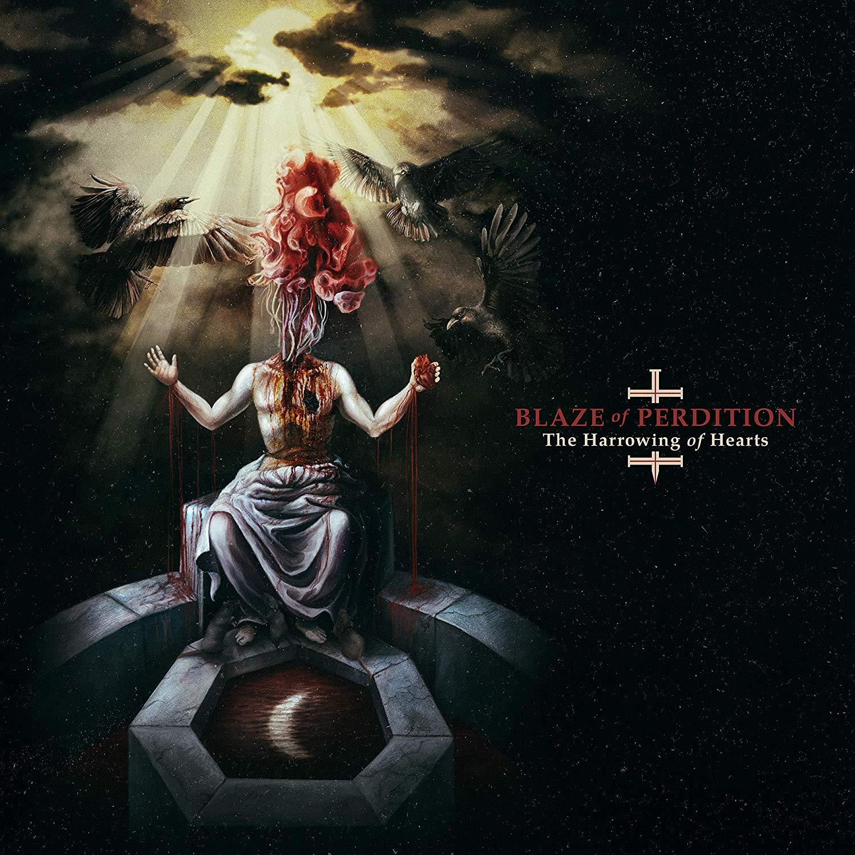 BLAZE OF PERDITION - THE HARROWING OF HEARTS (CD)