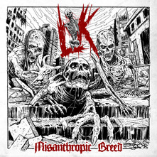 LIK - MISANTHROPIC BREED (CD)