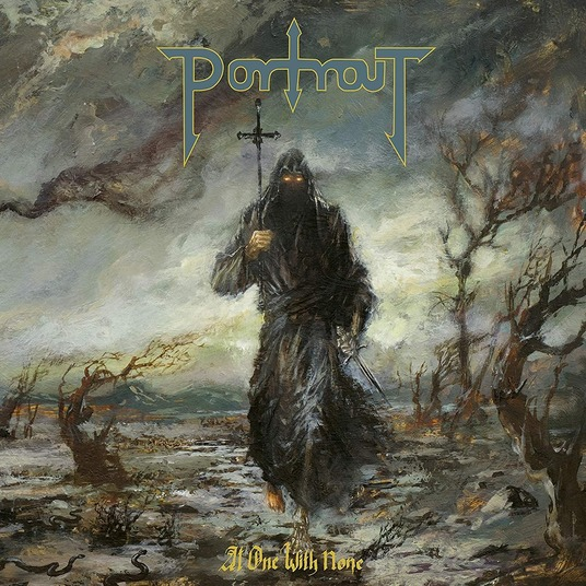 PORTRAIT - AT ONE WITH NONE (CD)