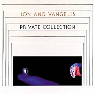 JON AND VANGELIS - PRIVATE COLLECTION (CD)