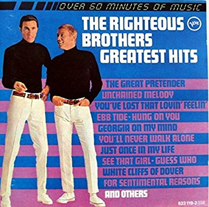 RIGHTEOUS BROTHERS - GREATEST HITS (CD)