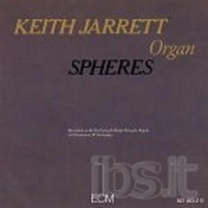 KEITH JARRETT - SPHERES (CD)