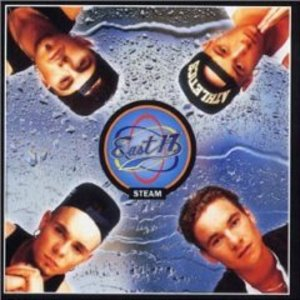 EAST 17 - STEAM (CD)
