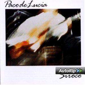 PACO DE LUCIA - SIROCO (CD)