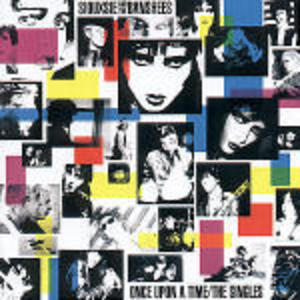 SIOUXSIE AND THE BAN - ONCE UPON A TIME THE SINGLES (CD)