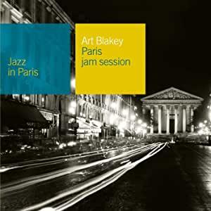 ART BLAKEY - PARIS JAM SESSION (CD)