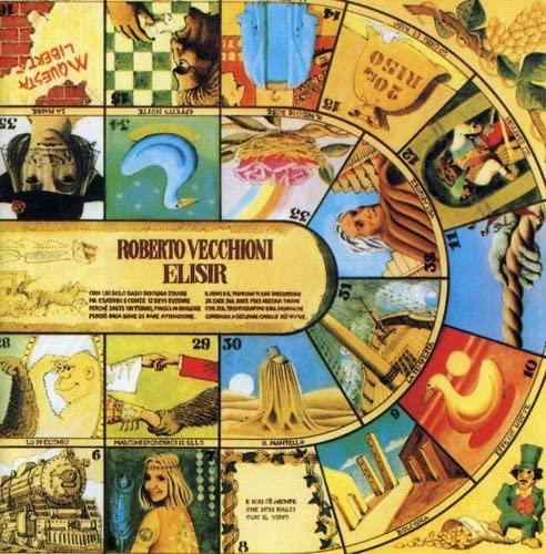 ROBERTO VECCHIONI - ELISIR (CD)