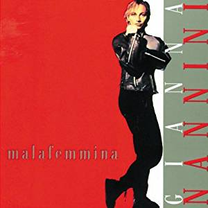GIANNA NANNINI - MALAFEMMINA (CD)