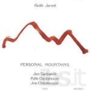 GARBAREK JARRETT DANIELSSON CHRISTENSEN - PERSONAL MOUNTAINS (C