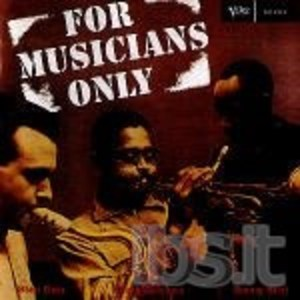 STAN GETZ - FOR MUSICIANS ONLY (CD)
