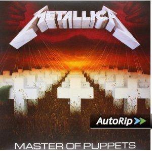 METALLICA - MATER OF PUPPETS (LP)