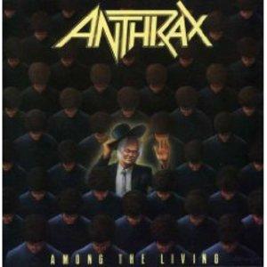 ANTHRAX - AMONG THE LIVING (CD)