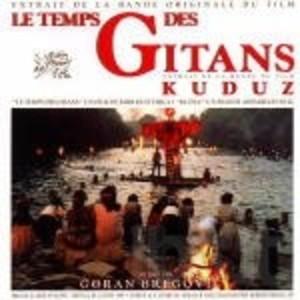 LE TEMPS DE GITANS (CD)