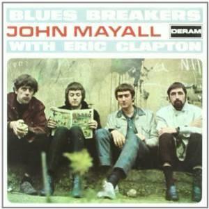 JOHN MAYALL- BLUES BREAKERS (CD)