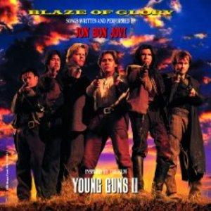 BLAZE OF GLORY YOUNG GUNS II (CD)
