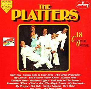 PLATTERS - 18 CAPOLAVORI ORIGINALI (CD)