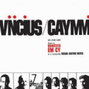 NO ZUM ZUM (AO VIVO) VINICIUS DE MORAES DORA CAYMMI (CD)