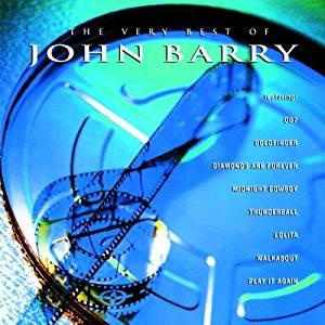 JOHN BARRY - VERY BEST (CD)