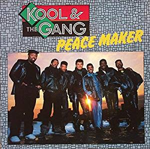KOOL & THE GANG - PEACEMAKER (LP)