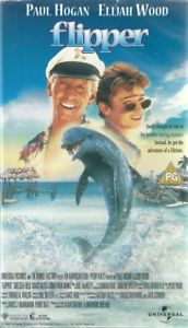 FLIPPER (VHS USATA EX NOLEGGIO) (VHS)