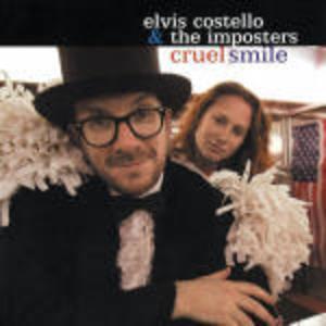 ELVIS COSTELLO - CRUEL SMILE (CD)