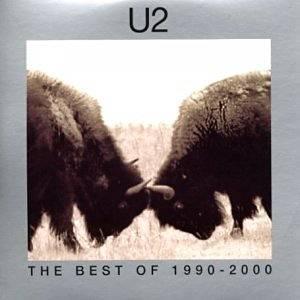 U2 - THE BEST OF 1990-2000 -2CDSPECIAL EDITION2CD+DVD (CD)