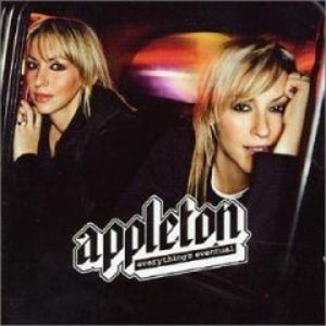 APPLETON - EVERYTHING'S EVENTUAL * (CD)