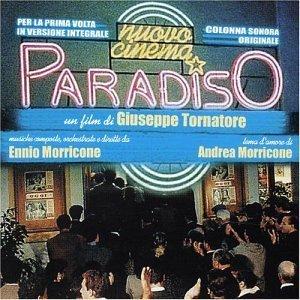 NUOVO CINEMA PARADISO - (VERSIONE ORCHESTRATA) (CD)