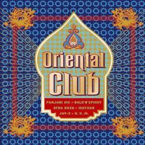 ORIENTAL CLUB IMPORT (CD)