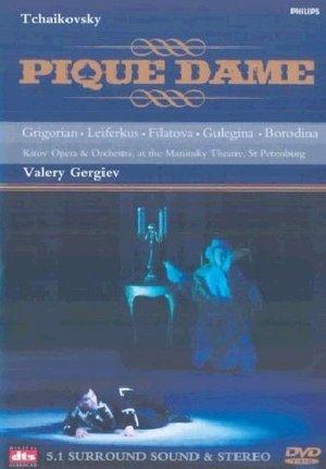 TCHAYCOVSKY LA DAMA DI PICCHE/PIQUE DAME (TCHAYCOVSKY - KIROV OPERA) (DVD)