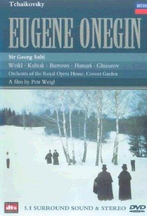 TCHAIKOVSKY EUGENE ONEGIN (TCHAIKOVSKY - SIR GEORGE SOLTI) (DVD)