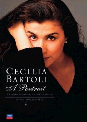 CECILIA BARTOLI - A PORTRAIT (1991 ) (DVD)