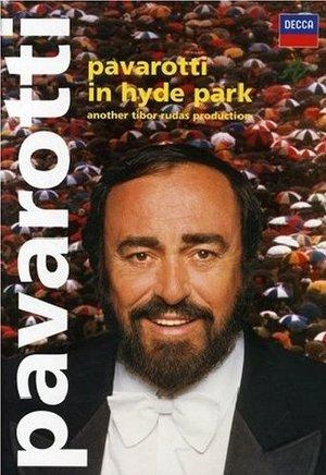 PAVAROTTI IN HYDE PARK (DVD)