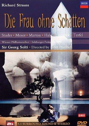 STRAUSS DIE FRAU OHNE SCHATTEN (2DVD) (DVD)